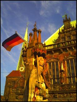 市庁舎は、ゴシック様式とルネサンス様式を駆使した市の象徴ともいえる建物で... ドイツの世界遺産